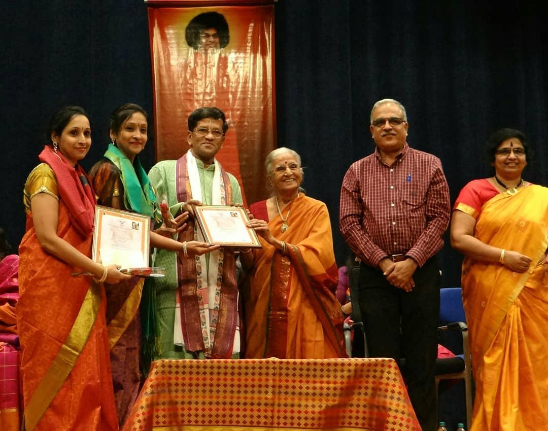 1 award