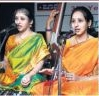 Hindu Review : Duos steal the show, chinmaya sisters